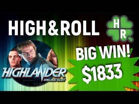 Play Highlander Slot Machine Online (Microgaming) Free Bonus Game - 동영상
