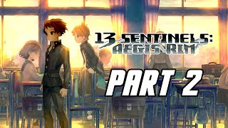 13 Sentinels: Aegis Rim - Gameplay Walkthrough Part 2 (English, No Commentary, PS4 PRO)