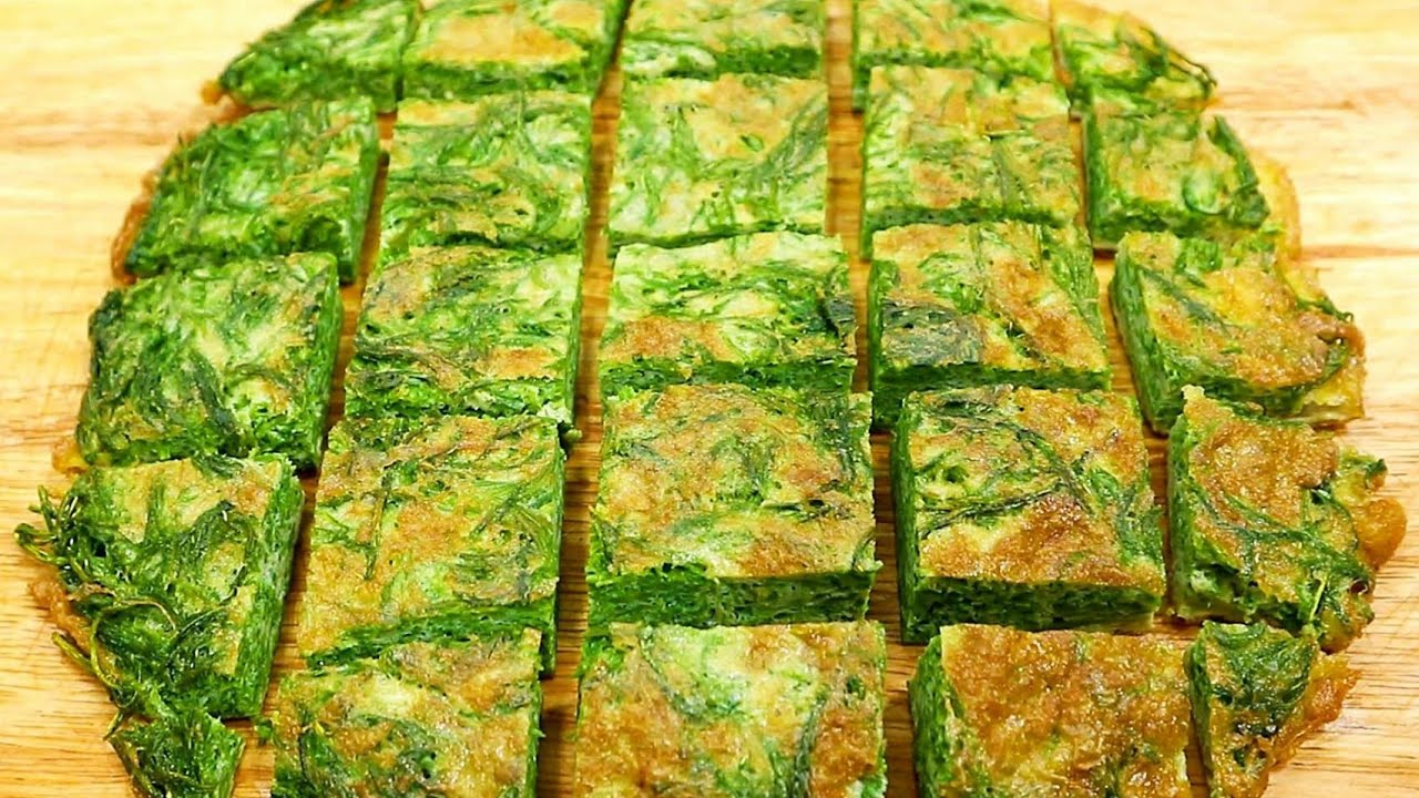 #ไข่ทอดชะอม วิธีทอดให้ฟู หนา นุ่ม ไม่กระด้าง ไม่อมน้ำมัน หอม อร่อยเต็มคำ ทำได้เองง่ายๆ