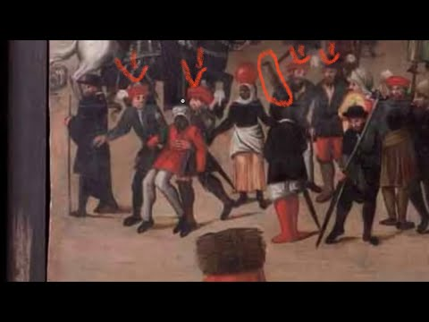 The unknown part of Black history. The Black Jew Inquisition