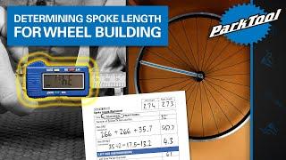Determining Spoke Length for Wheel Building