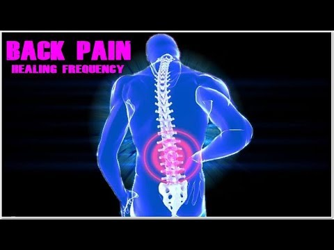 Back Pain Healing Frequency - STRONGEST DOSE Binaural Beat plus Isochronic