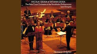 Tausend und eine Nacht, Op. 346: Intermezzo
