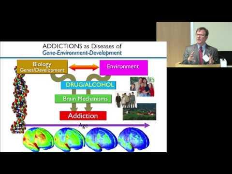 Dr. Wilson Compton presents Addiction and Drug Treatment
