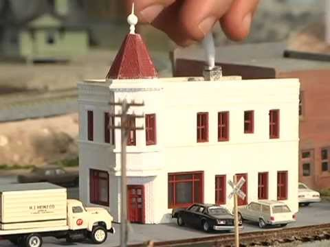 Model Railroad: Building A Low Cost Kit & Making It Great!