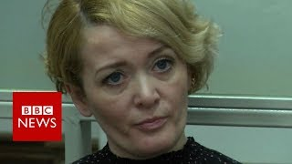 Mothers' fury: The cost of challenging Putin - BBC News