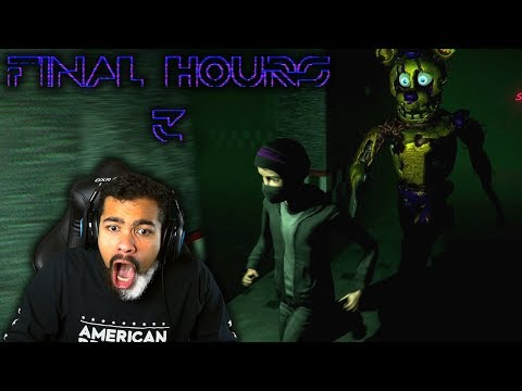 I NEED TO OUTRUN FREDDY... RIGHT NOW!! | Five Nights at Freddy's: Final Hours 3 [DEMO] thumbnail