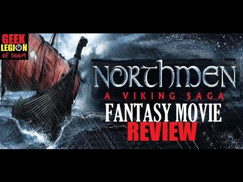 NORTHMEN A VIKING SAGA 2014 Ryan Kwanten Historical Fantasy Movie Review