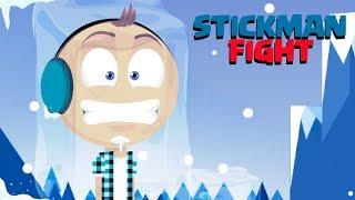 O PALITINHO AUTHENTIC FOI CONGELADO !! (STICK FIGHT GAME)