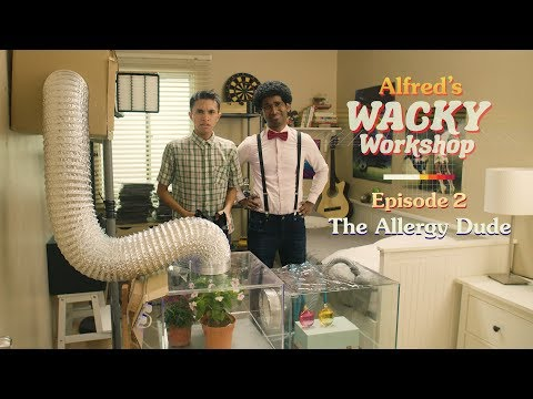 """The Allergy Dude 