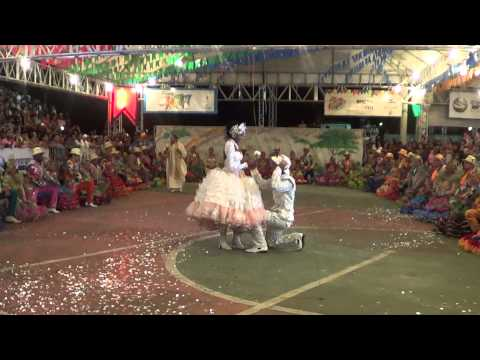 UNIDOS EM ASA BRANCA FINAL LEVANTA POEIRA 2013