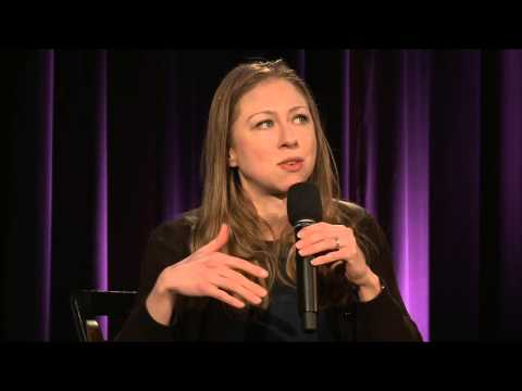 Chelsea Clinton | Addressing Challenging Global & Domestic Health Problems l Voices in Leadership