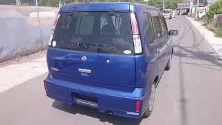 Видео-тест автомобиля Nissan Cube (AZ10-186894, Cga3de 2000г)