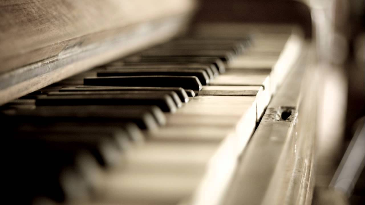 Sad Piano Music Ludovico Einaudi Style Youtube - Bilder Klavier