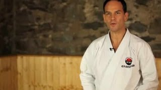 How to Do Karate with Richard Amos | Karate Lessons