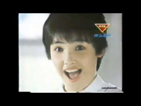 1979-1987  高見知佳CM集