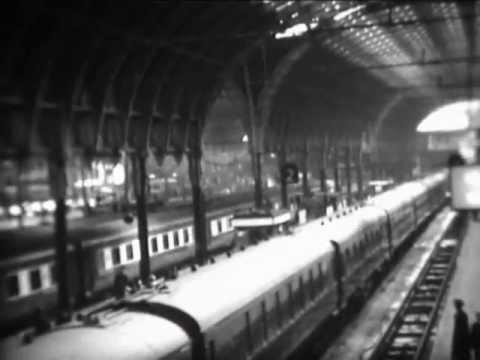 Steam in West London 1964