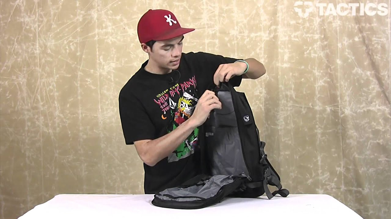 DAKINE 2012 Heli Pro Backpack Review - Tactics.com - YouTube