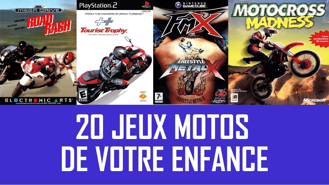 les meilleurs jeux motos de notre enfance best motorcycle games of our childhood youtube. Black Bedroom Furniture Sets. Home Design Ideas