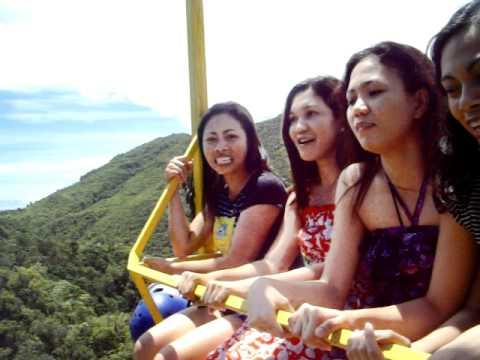 FSKP Cable ride loboc bohol 2010