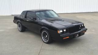 1987 Buick Grand National 700 HP street car...