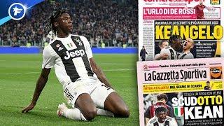 Moise Kean continue d'affoler l'Italie | Revue de France