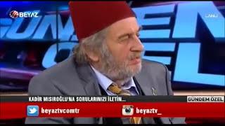 (K564) Mustafa Kemal'in Kürtlere Bakışı Nasıldı? - Üstad Kadir Mısıroğlu
