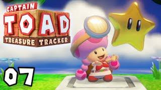 Pinke Abenteuer! | #07 | Captain Toad: Treasure Tracker