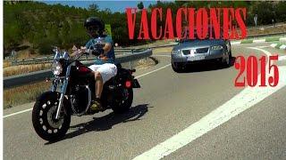 Vlog - Vacaciones acompañado de gentuza!!! (Mejor no lo veáis)