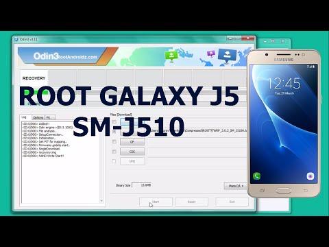 Root Galaxy J5 SM-J510 : Root Tutorial For Galaxy J5 2016