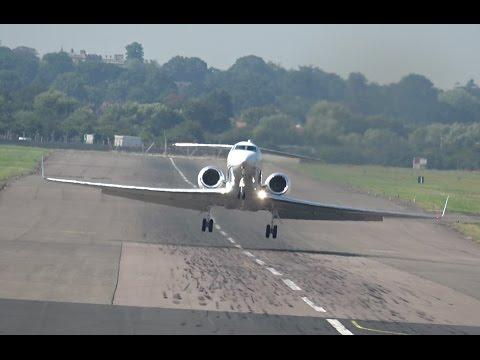 Two Gulfstream