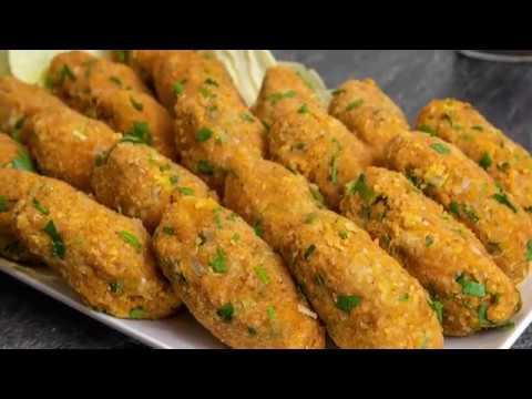 Turkish Vegetarian Köfte Recipe – Mercimek Köftesi