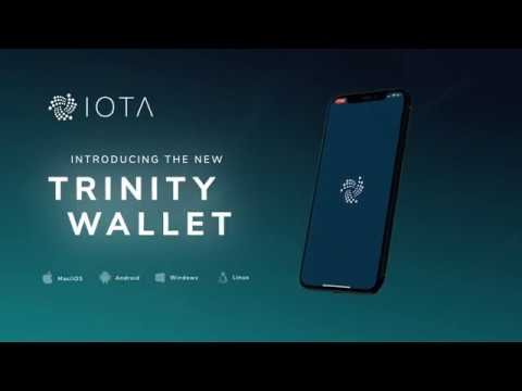 Announcing The IOTA Trinity Wallet
