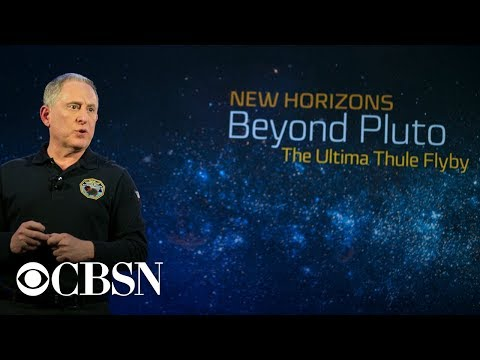 NASA New Horizons Space Probe, flyby of Ultima Thule: Officials hold press conference live