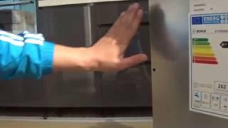 tăng giảm chiều cao máy rửa bát âm tủ bosch