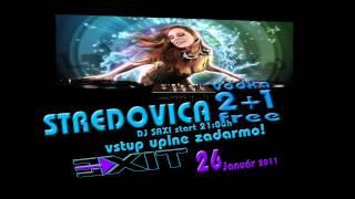 EXIT v.i.p. club stredovica - zastrčkovica 26. januar 2011