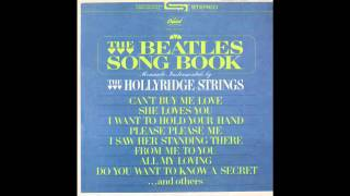 Hollyridge Strings - Do You Want To Know A Secret (stereo)