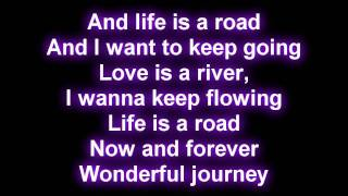 Richard Marx & Donna Lewis - At The Beginning (lyrics)