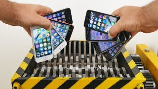 SHREDDING ALL IPHONES EVER MADE!!! thumbnail