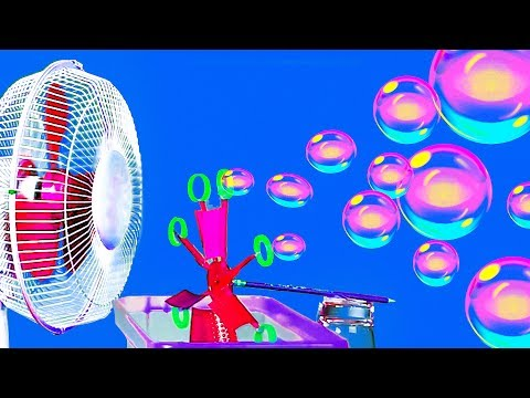 Thumbnail: 16 SUMMER CRAFTS || DIY SOAP BUBBLE MACHINE