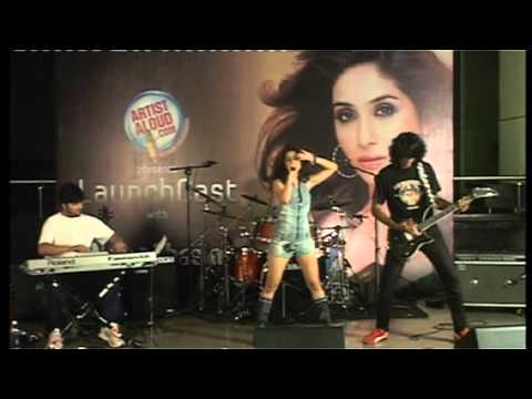 Album Launch -Neha Bhasin - Apple Bottoms...