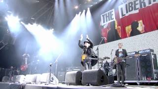 The Libertines - intro + The Delaney GLASTONBURY 2015