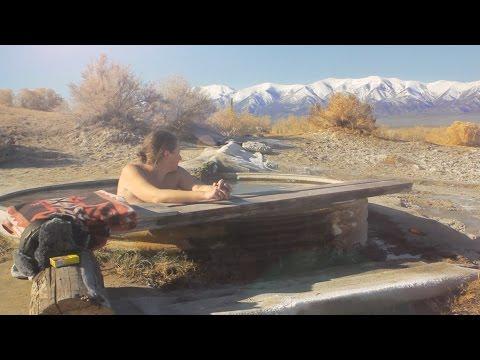 Adventure Journal: Nevada Hot Springs