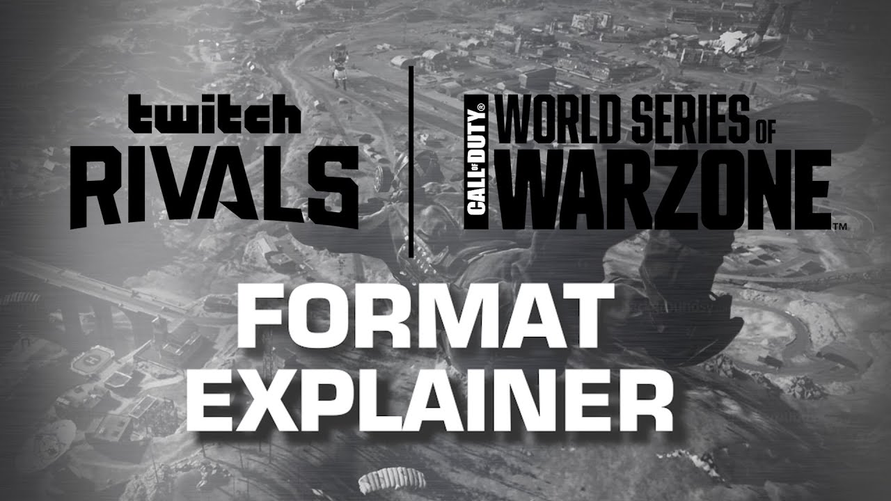 Format Explainer — World Series of Warzone | Call of Duty® Warzone™