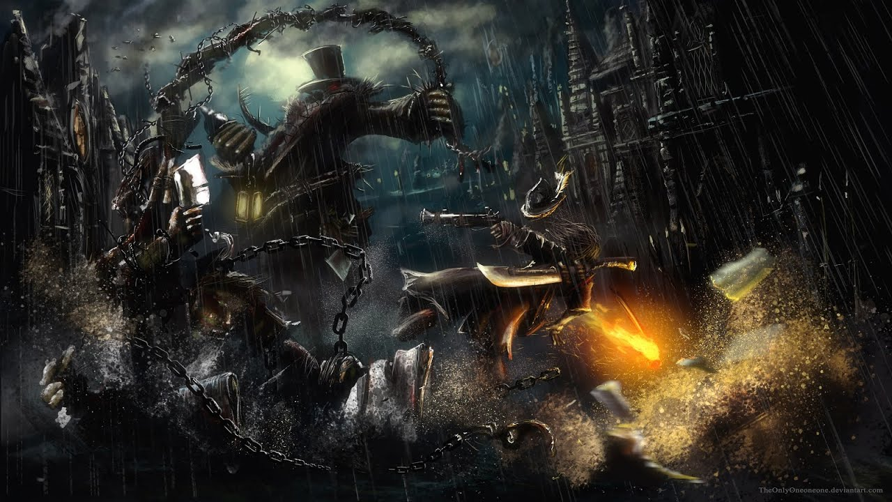 ? Bloodborne Let'-s Play - PS4 HD [The Cleric Beast] - YouTube