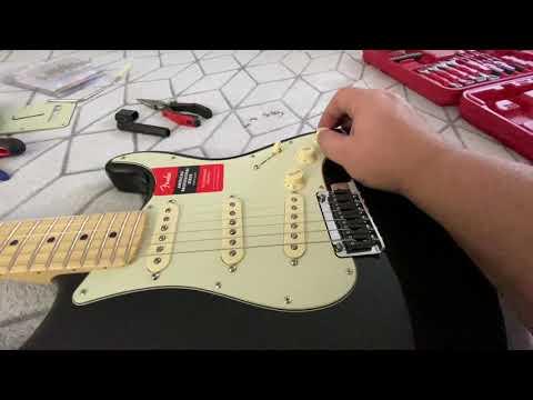 GraphTech String Saver Saddles For Fender Professional Stratocaster