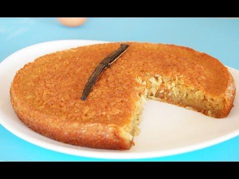 gÂteau-super-moelleux-noix-de-coco-vanille-(-cuisine-rapide-)