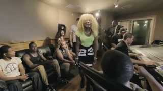 Queenie Catora - Good Kisser in Studio Mix Directed by Nimi Hendrix
