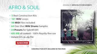 Afrobeat Sample Pack Download