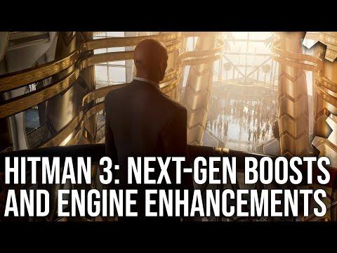 Hitman 3 Tech Review: Next-Gen Enhancements + The Glacier Engine Evolved